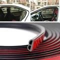 Уплотнитель для автомобильной двери, отделка краев, шумоизоляция, уплотнительная полоса для Лада гранта ВАЗ Калина приора Нива Самара 2 2110 ...