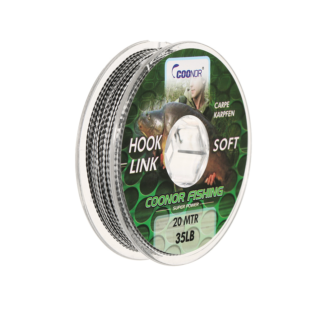 15/20/35M Fishing Line Monofilament Thin Fishing Line Smooth Casting Carp Hook Fishing Line Fishing Line Tackle Accessories