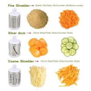 Image 2 - قطاعة الفواكه والخضراوات متعددة الوظائف ، قطاعة يدوية ، قطاعة يدوية للحوم والبطاطس والجبن ، قطاعة ، أدوات المطبخ