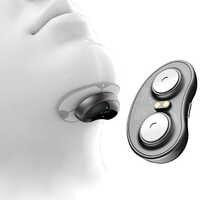 Facile bouchon Anti ronflement Anti-Ronflement Empêche Intelligente Anti-Ronflement Stimulateur Musculaire Sommeil Ronflement Solution prévenir L'apnée Du Sommeil CPAP