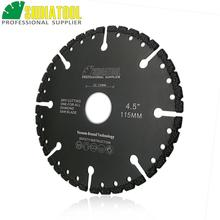 DIATOOL 1 pc Vacuum Brazed Diamond disc for multi Purpose Cast Iron Rebar Aluminum  rescue Diamond blade diatool 2pcs 300mm vacuum brazed diamond blade for all purpose for stone iron steel 12 demolition blade