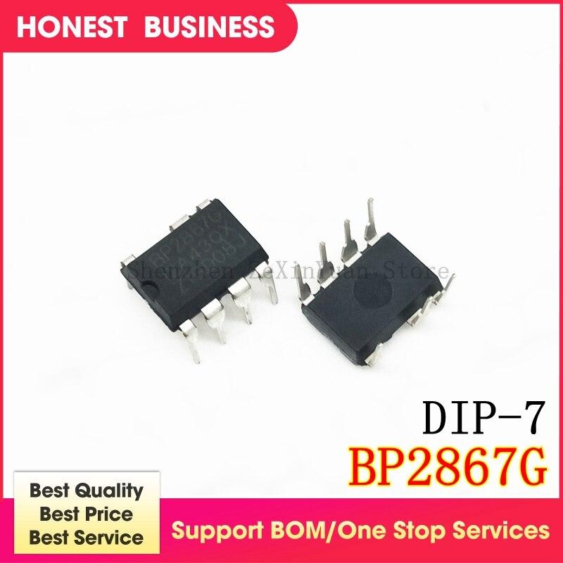 10PCS BP2867G BP2867 DIP-7 LED Driver Chip In Stock!