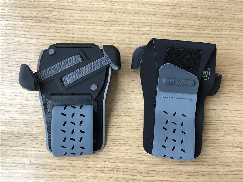 NOHON Gym Sports Armband Case Running Mobile Phone Arm Band Quick Lock Sport Phone Holder for iPhone 11 Pro X Xs XR 8 7 Plus 6S