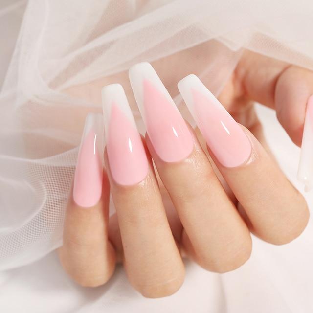 Фото уф гель born pretty для наращивания ногтей акриловый быстросохнущий цена