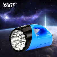 YAGE 3337 Portable Light Led Spotlights Lantern Touch Lintena Portable LED Flashlight Camping Light Lampe Rechargeable Lantern