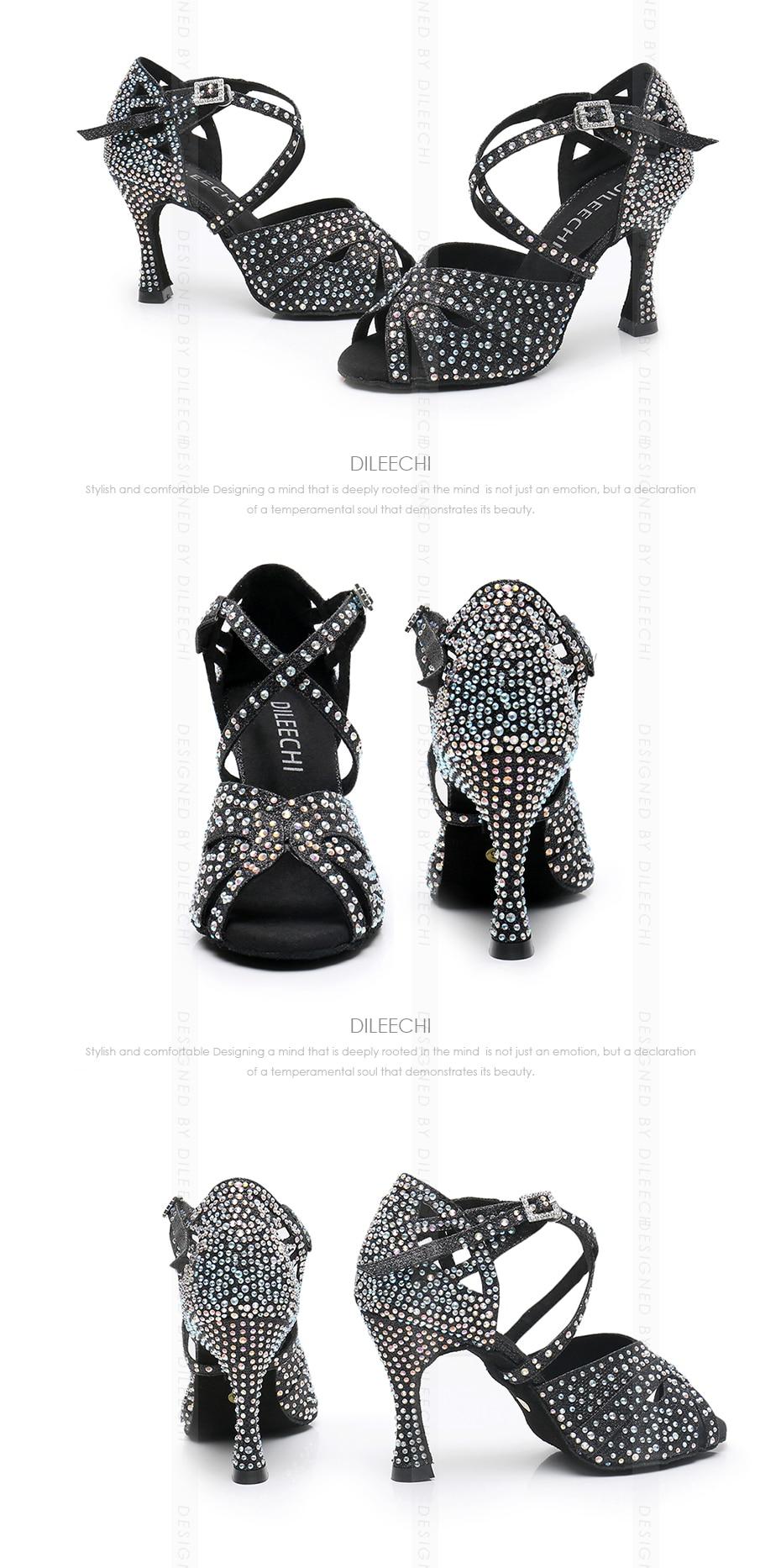 鞋子图片展示-黑色-2