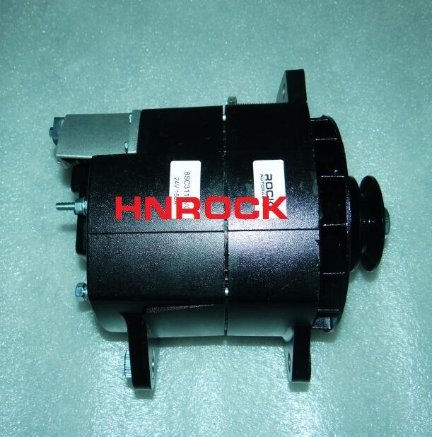 새로운 발전기 24 v 150a 큰 힘 J-180 유형 prestolite 8sc3110vc 8sc3238vc cunmmins 엔진 yutong 버스를 위해