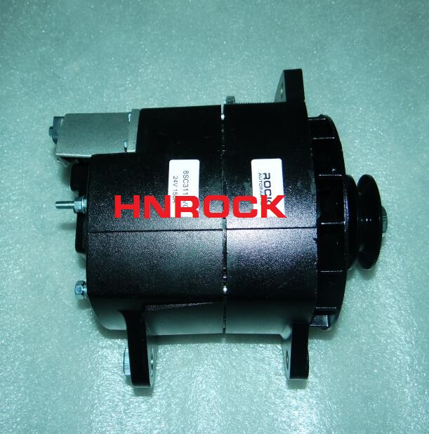 NEW ALTERNATOR 24V 150A BIG POWER J-180 TYPE PRESTOLITE 8SC3110VC 8SC3238VC FOR CUNMMINS ENGINE YUTONG BUS