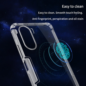 Image 5 - Nillkin Case for Xiaomi Mi 11i 5G Cases 0.6mm Thin Clear Transparent Silicone Soft Phone Back Cover for Xiaomi Mi11i Capa Funda