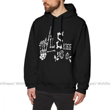 Lil Skies Hoodie Lil Skies Hoodies Long Length Warm Pullover Hoodie Male Cool Black Loose Oversize Cotton Hoodies five skies