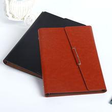 Повестка дня 2020 a5 кожаный бизнес блокнот планировщик ноутбук