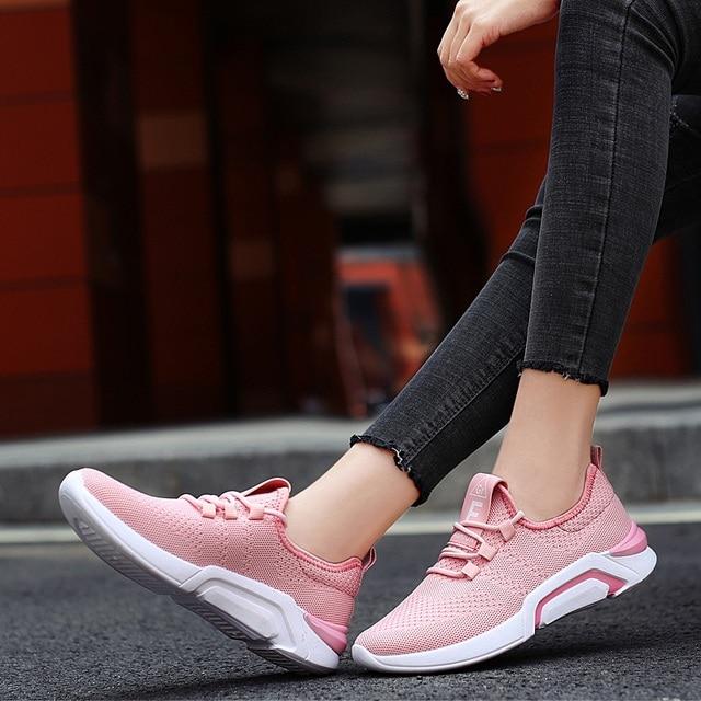 2020 femmes grosses baskets plate forme rose noir blanc chaussures Tennis formateurs à lacets papa chaussures dames baskets taille 36 42
