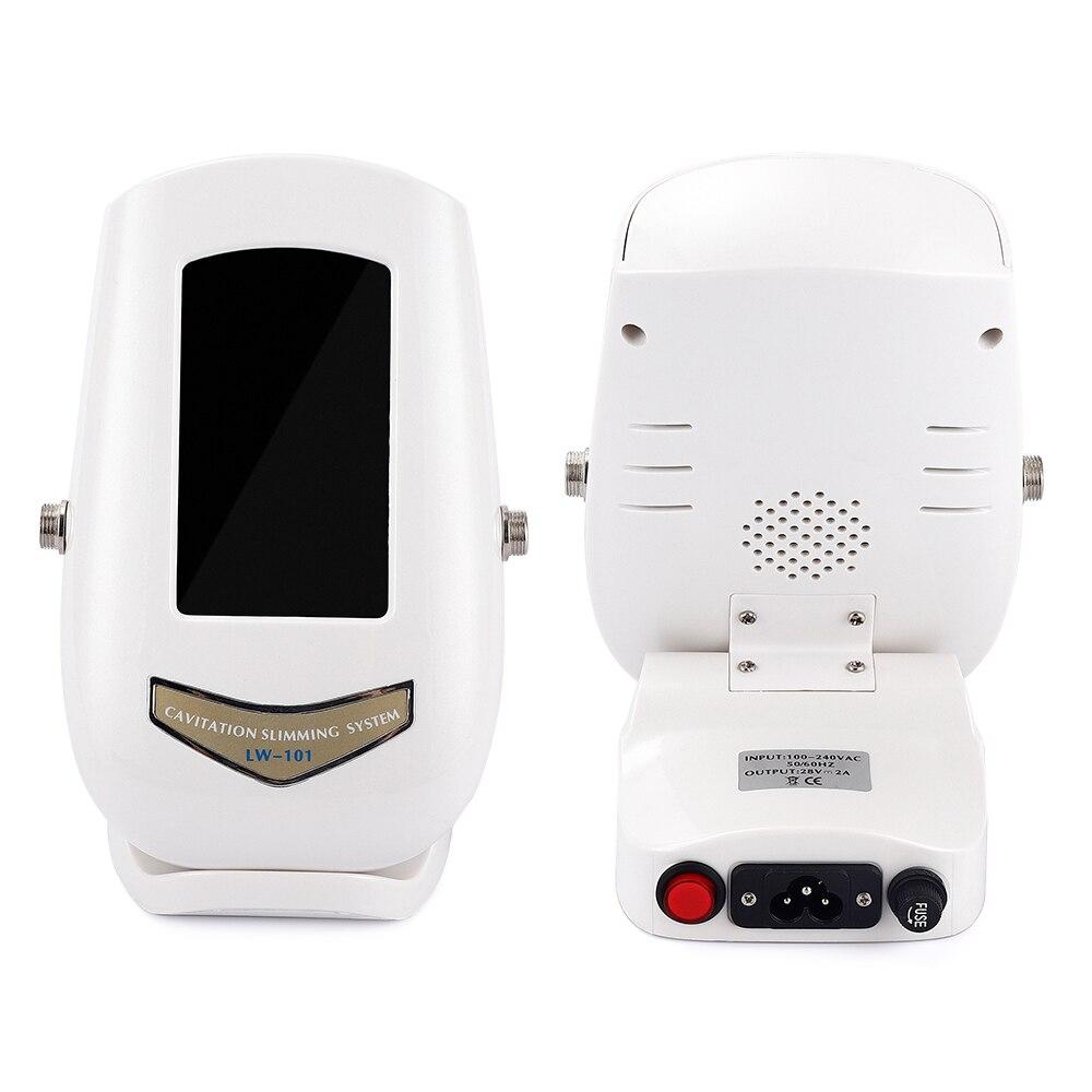 40K kawitacja ultradźwiękowy odchudzanie urządzenie kosmetyczne częstotliwość radiowa RF odmłodzenie twarzy ciała skóry podnoszenia dokręcić przeciwzmarszczkowy
