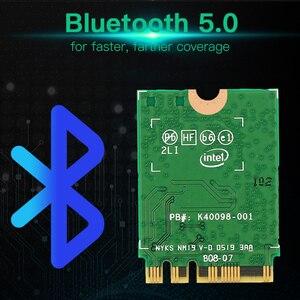 Wireless M.2 Wifi 6 Intel AX200 2974Mbps Bluetooth 5.0 Wlan 802.11ax MU-MIMO NGFF Laptop Network Wi-Fi Card AX200NGW Windows 10