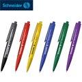 1 pièces Schneider comme barre de couleur en allemagne appuyez sur le stylo neutre 22 couleur et appuyez sur le stylo de base pour les étudiants en affaires|Gel Stylos| |  -