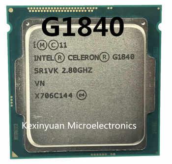 Intel Celeron Processor G1840 (2M Cache, 2.80 GHz) LGA1150 Dual-Core 100% working properly Desktop Processor - DISCOUNT ITEM  20% OFF All Category