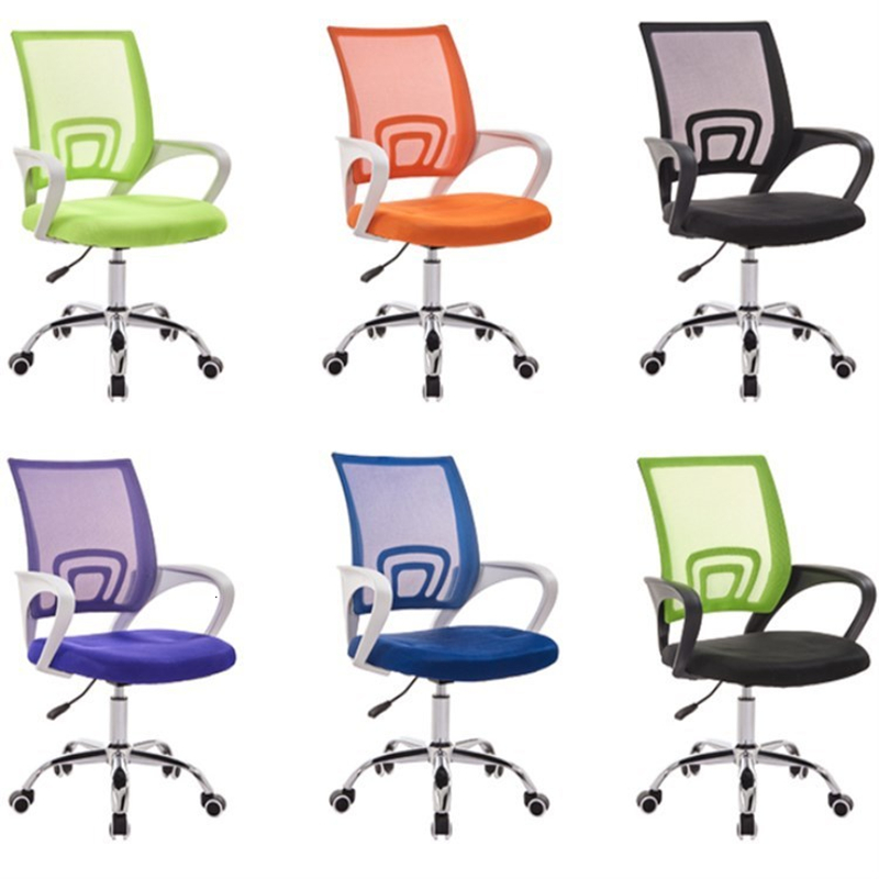 Battalion Computer Chair Household To Work In An Office Chair Student Swivel Chair Meeting Chair Staff Member Chair Netting