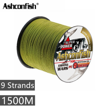Strands sea fishing wires