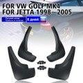 Auto Schlamm Flaps Für VW Golf 4 Mk4 IV Bora Jetta 1998-2005 Schmutzfänger Splash Guards Vorne Hinten Kotflügel kotflügel