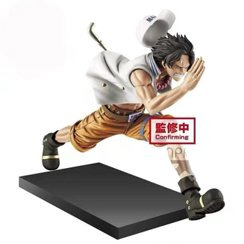 Presale May Banpresto One Piece Magazine Figure Ace PVC Action Figure model Figurals