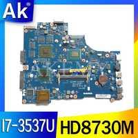 Pour dell inspiron 3521 5521 V2521 LA-9101P CN-00P55V 00P55V 0P55V carte mère d'ordinateur portable avec I7-3537U cpu et HD8730M 2GB gpu