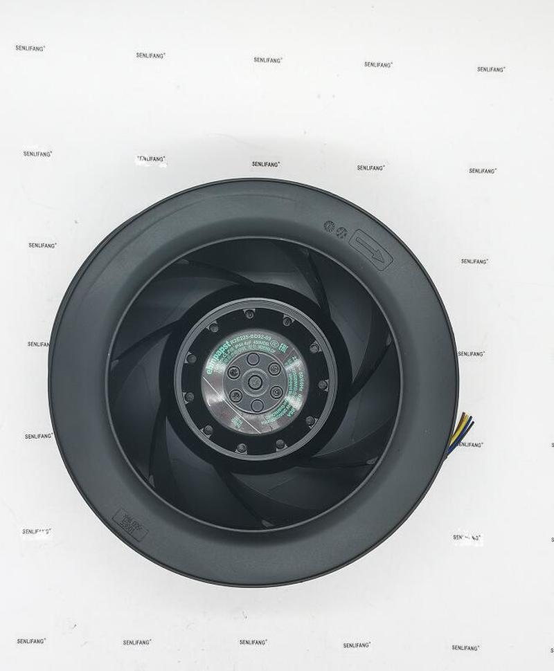 NEW R2E225-BD92-09 230V 85W 4UF Original German Ebmpapst Imported Centrifugal Fan