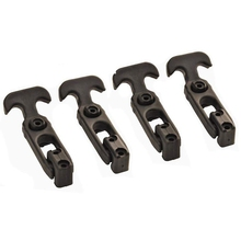 Latches T-Toolbox-Lock Machinery Golf-Cart/farm 4pcs Rubber T-Handle Draw Flexible Fit-For