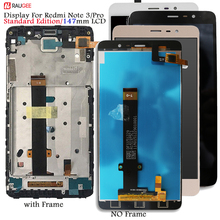LCD Screen+Touch Display with frame for Xiaomi Redmi Note 3 Pro Display LCD Replacement for Redmi Note 3 Kenzo Tested Display