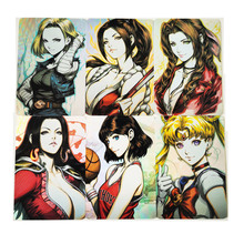 Collectibles-Game Hancock Sailor-Moon Anime Hand-Painted Hobby Mai Goddess-Series Shiranui