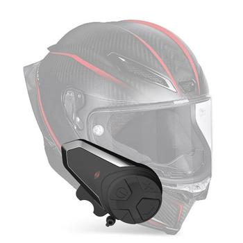 Bluetooth Motorcycle Helmet Intercom Headset BT Wireless Walkie Talkie Stereo Motorcycle Interphone MP3 GPS FM Radio