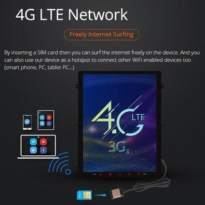 """Image 3 - Ownice テスラスタイル 8 コアの Android 9.0 Ips 9.7 """"オートカーマルチメディアプレーヤー Vw ティグアン 2010 2016 k6 ラジオ DVD PX6 4 グラム DSP HDMI"""
