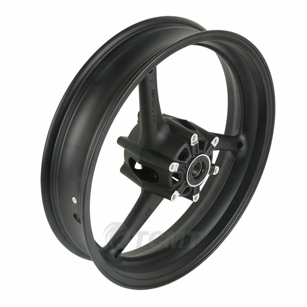 Motorcycle <font><b>Front</b></font> <font><b>Wheel</b></font> Rim Hub For <font><b>SUZUKI</b></font> <font><b>GSXR</b></font> <font><b>600</b></font> 750 2008-2010 <font><b>GSXR</b></font> 1000 2009-2011 image