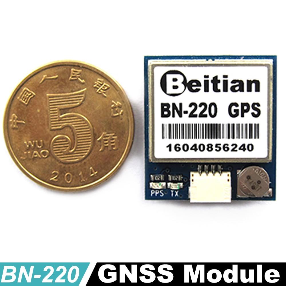 3.0V-5.0V TTL Level,GNSS Module,GPS GLONASS Dual GPS Module Antenna,built In FLASH,BN-220