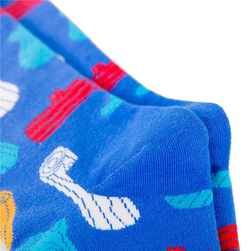 ORLVS счастливые носки унисекс осень зима длинные носки Мужская calcetines skarpetki meia calcetines hombre divertido хлопковые носки#4