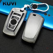 Чехол для автомобильного ключа из ТПУ, чехол для ключей для Bmw F20, F30, G20, f31, F34, F10, G30, F11, X3, F25, X4, I3, M3, M4, 1, 3, 5 серии, аксессуары для стайлинга автомо...