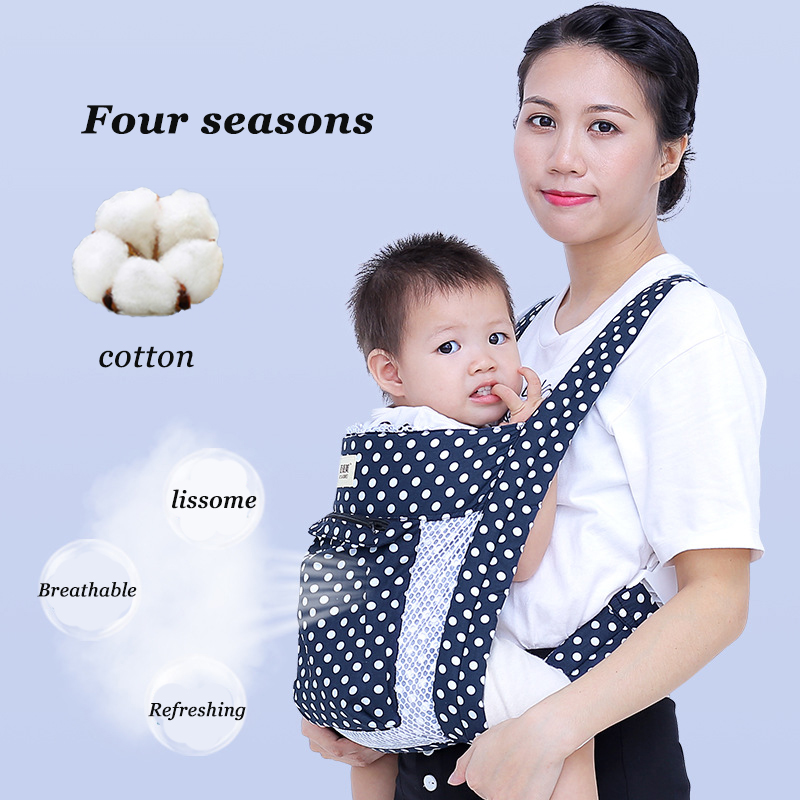 Baby Carrier Sling Ergonomic Kangaroo Cotton Backpack Sling Baby Carrier Wrap Infant Kids Hipseat Waist For Newborn Accessories