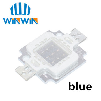 10pcs 10W LED chip Integrated High power 10w Beads blue  Led 100-150lm led Chips