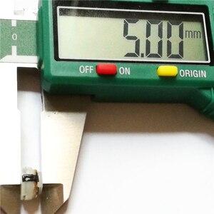 Image 5 - 8mm kulaklık hoparlör ünitesi kompozit titanyum Film 32 Ohm DIY kulaklık hoparlör IE800