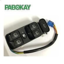 Interrupteur de fenêtre de contrôle de puissance, pour MERCEDES classe C W203 C180 C200 C220 2038210679, nouveau, A2038200110