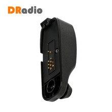 Adaptador de Audio para Motorola MTP850 MTP830 DGP 4150 DGP 5050 DGP 5550 DGP 6150 DGP 8550