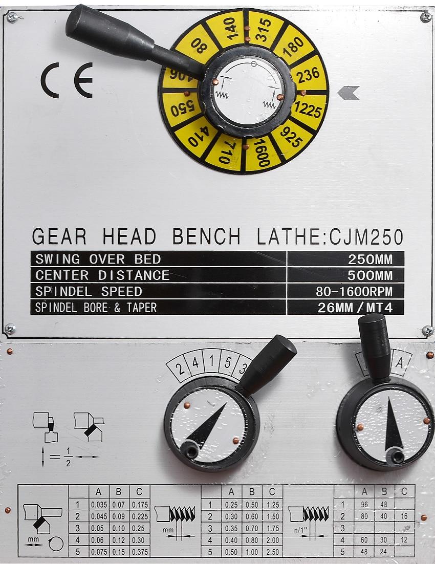 CJM250 asztali fémfeldolgozó gép otthoni kicsi gép általános - Szerszámgépek és tartozékok - Fénykép 5
