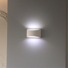 Modern LED wall light 5W gypsum lamp 110V 220V Bedroom Living room Wall mounted Indoor Plaster lighting