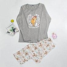 Pajamas For Women Long Sleeve Pajama Set