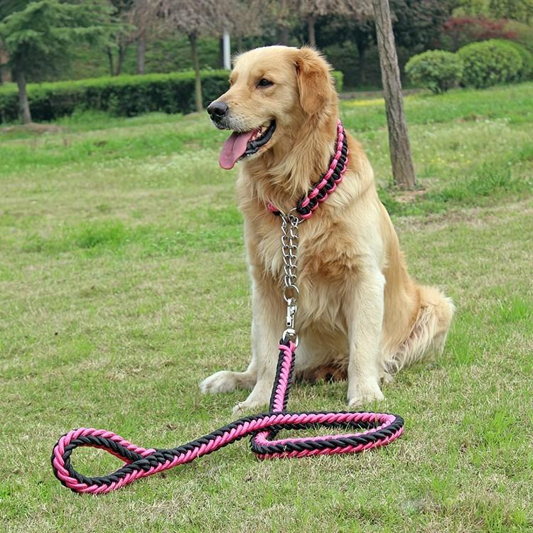 Dog Hand Holding Rope. Lanyard Sub-Dog Key Chain Anti-Bite Dog Tied Anti-Break Free Liuwan Shiba Inu Lanyard Rushed Big Dog