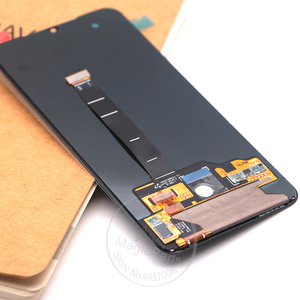 Image 5 - ل شاومي mi 9 mi 9 شاشة الكريستال السائل 6.39 AMOLED الأصلي LCD ل شاومي 9 شاشة الكريستال السائل مجموعة المحولات الرقمية لشاشة تعمل بلمس + أدوات