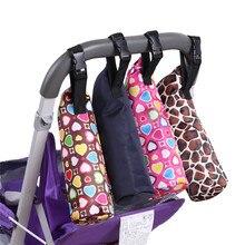 Новые детские термоизоляционные бутылочки для кормления, сумки для детских колясок, подвесные грелки, сумка-тоут для мам, детские бутылочки с держателем, сумки