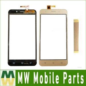 For INOI 2 Lite / INOI 2 / INOI 3 Lite / INOI 3 Touch Screen Sensor Glass Digitizer Black Gold Color TAPE For Free(China)
