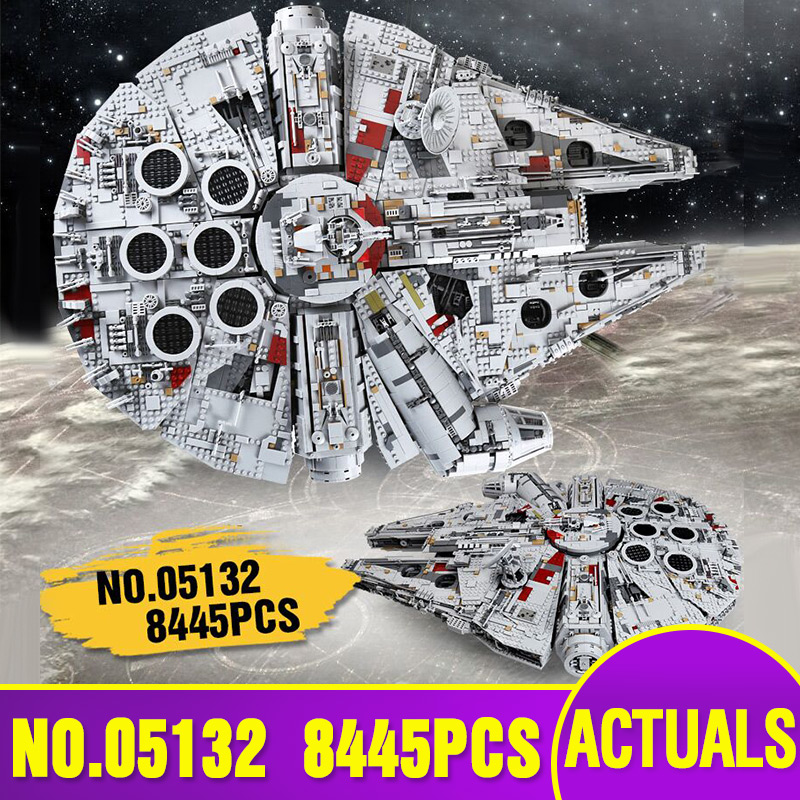 05132 Star Series Wars Compatible With Legoing 75192 Ultimate Collector's Model Destroyer Building Blocks Bricks Kids Toys Gift