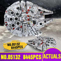 05132 Star Series Wars Compatible With Lepining 75192 Ultimate Collector's Model Destroyer Building Blocks Bricks Kids Toys Gift