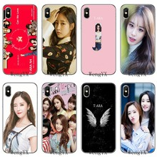 phone cover case For Xiaomi Redmi note 8 7 7A pro k20 Mi A3 mix 3 9t CC9 CC9e 9 8 lite pro SE T-ara Qri Hahm Eun Jung Jiyeon(China)